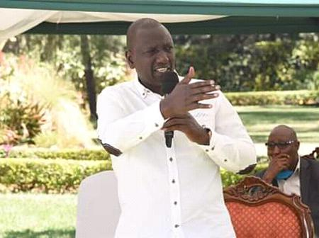 Maina Kamanda's Advice To DP Ruto