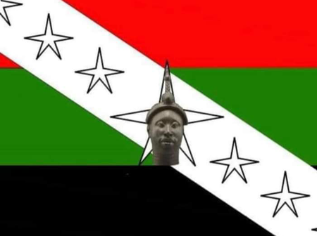Yoruba Nation Finally Change Their Flag, Read The Meanings Of What The New One Contains