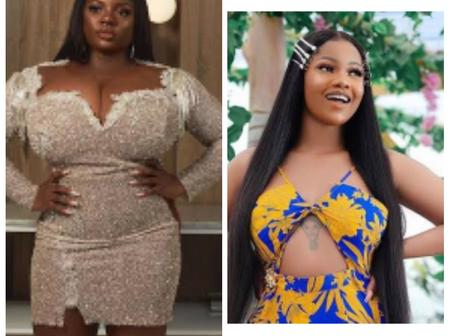 Throwback: Between Tacha and Dorathy's dress for their 25th birthday, which one is more gorgeous?