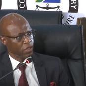 Andile Lungisa Breaks Silence As Matshela Koko Presents Evidence At Zondo Commission