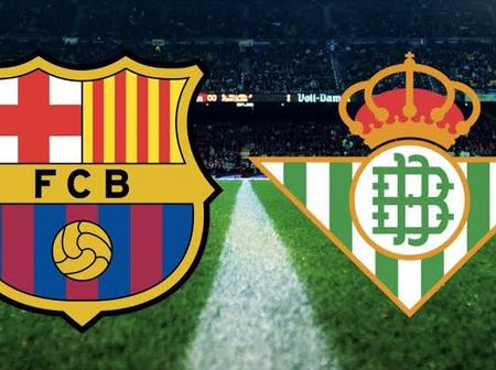 Real Betis could announce the signing of 2 Barcelona star players in January