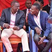 South Mugirango MP Set To Ditch Ruto's Camp?
