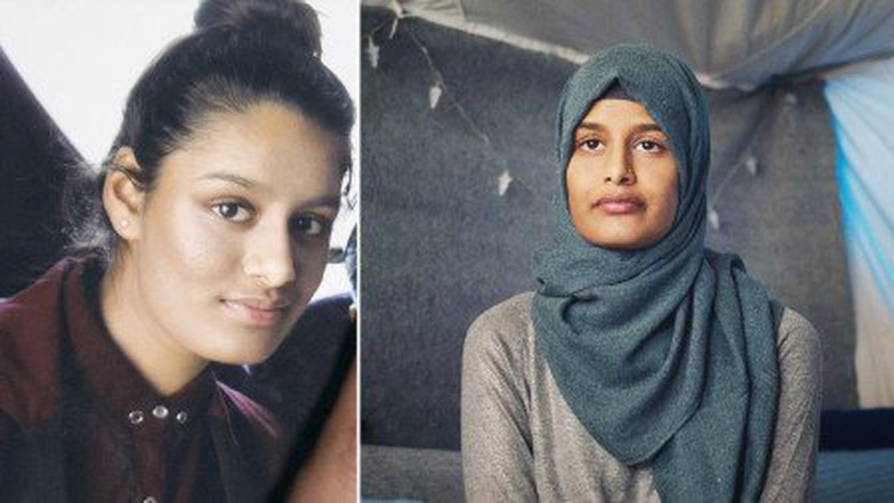 Evidence shows Shamima Begum was 'victim of trafficking', lawyers claim