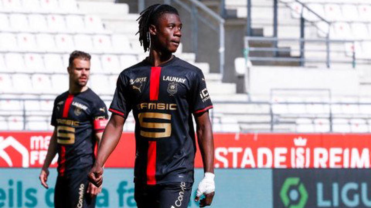 Arsenal prioritising transfer move for Eduardo Camavinga over Houssem Aouar