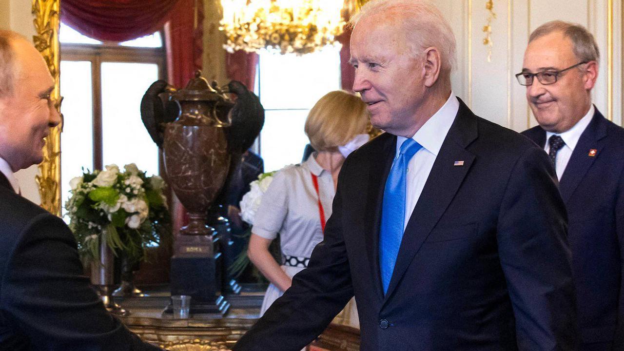 Gipfel mit Joe Biden und Wladimir Putin bringt keine Annäherung