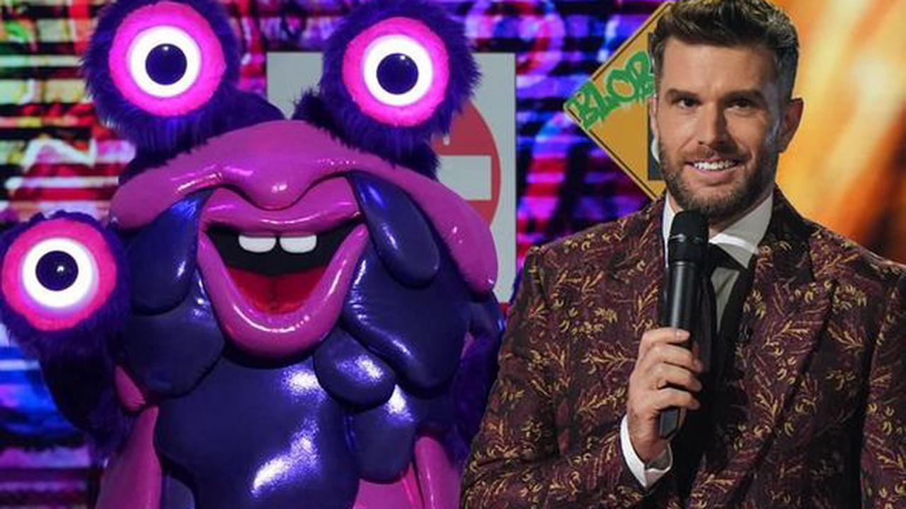 The Masked Singer viewers think they've figured out Blob's identity