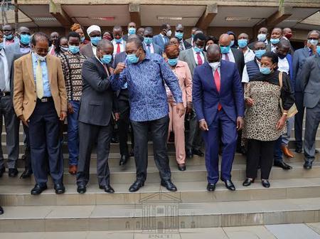 Itumbi Reveals What is Allegedly Cooking in President Uhuru Kenyatta's House