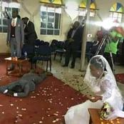 Venda man faints at his wedding after discovering that his wife is his half sister   Fiction