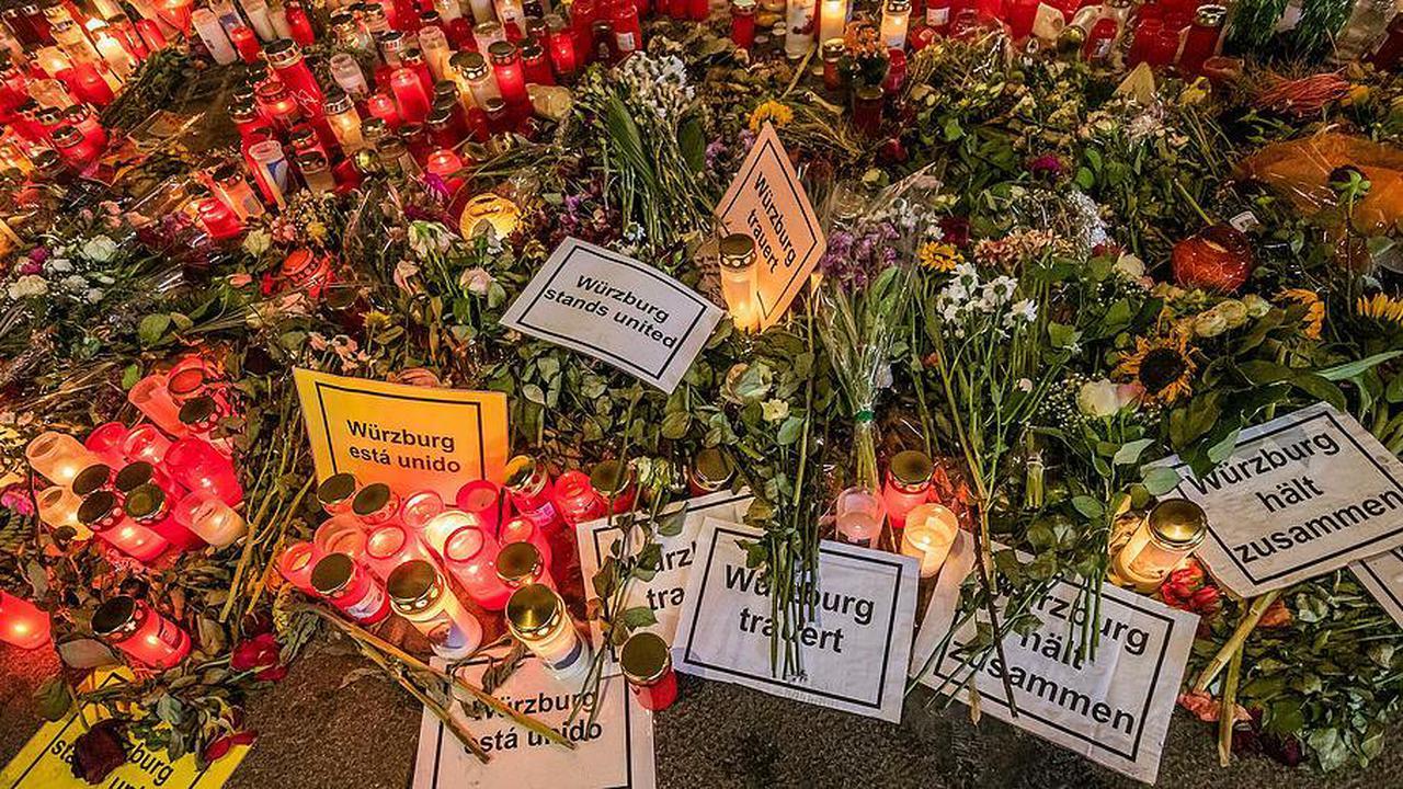 Junge Leute wollen mit Video Opfern der Würzburger Messerattacke helfen