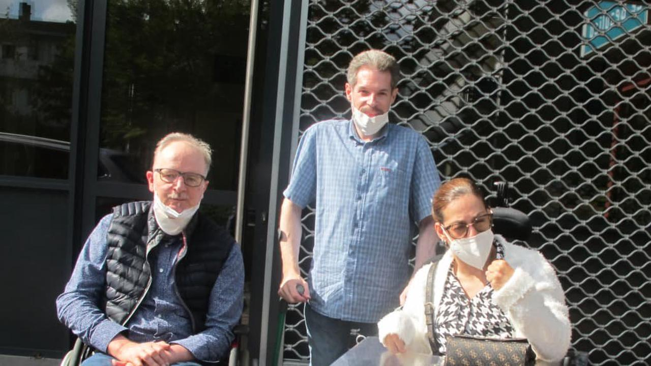 APF France Handicap interpellait les députés de l'Indre, ce jeudi, à Châteauroux