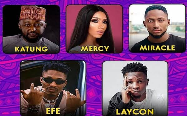 Previous winners of the Big Brother Naija show
