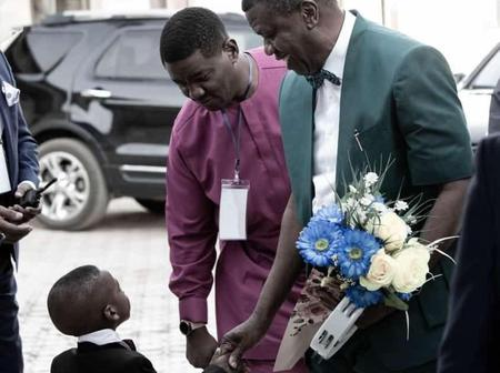 See the Interesting Testimony that Pastor Adeboye shared that got people talking.