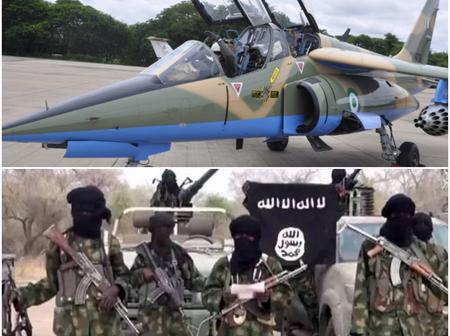 Missing Jet: After Book Haram claimed they destroyed NAF jet, see what Airforce explained