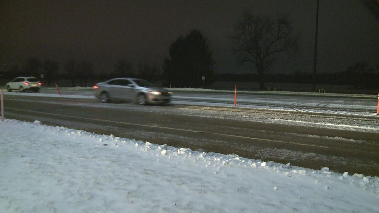 Street crews around the Madison area continue clearing snowfall