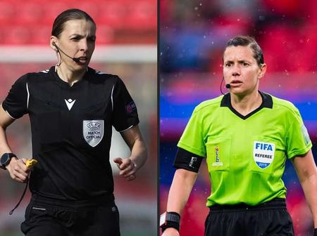 Meet The First Ever Women Who Will Take Charge As Center Referee In Men's World Cup Qualifier