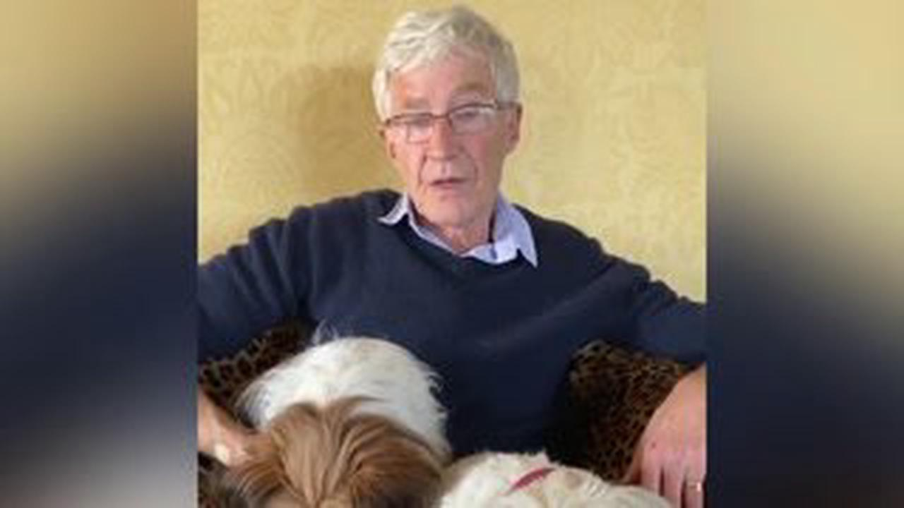 Paul O'Grady husband: Star's partner of 15 years has hugely successful career of his own