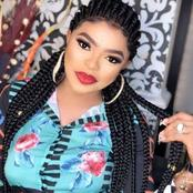 Check out the picture of Bobrisky's skin that got his fans talking online