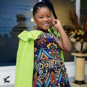 Cute: Nakeeyat Dramani stuns in beautiful photos