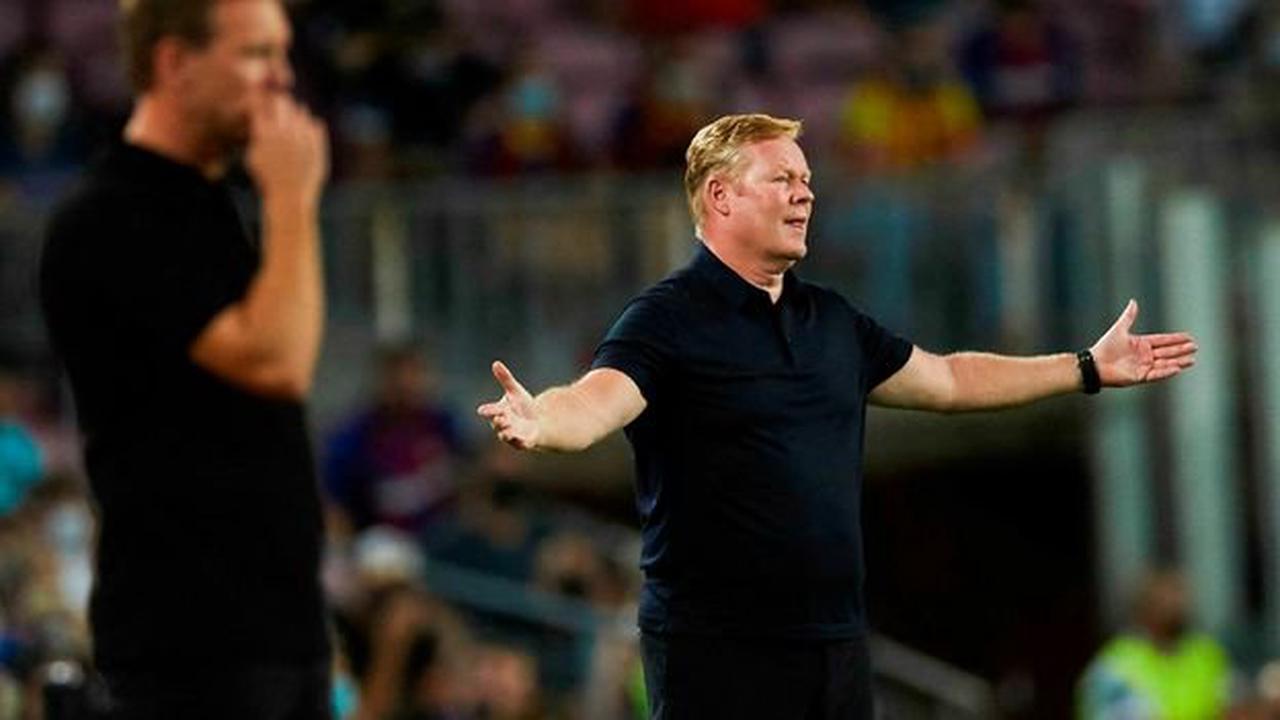 Mercato - Barcelone : Un coup de tonnerre se prépare pour Ronald Koeman ?