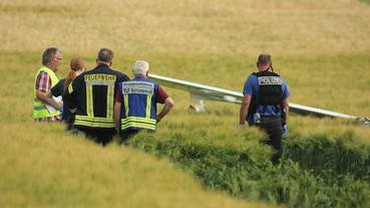 Pilot stirbt bei Absturz eines Ultraleichtflugzeugs - Unfallursache unklar