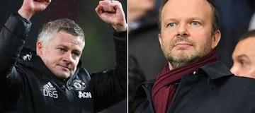 Man Utd boss Ole Gunnar Solskjaer prepared to challenge Ed Woodward on transfers