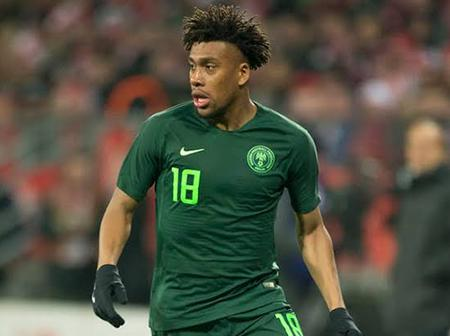 Opinion: Iwobi's Covid-19 Test Results Proves There's A Problem In The Super Eagle's Medical Team