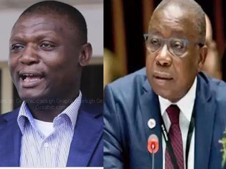 He Didn't Discharge Himself Well, His Answers For The Covid Testing Was Not Satisfactory -Kofi Adams