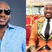 2Face Idibia reacts to Apostle Suleman's comments about money (video)