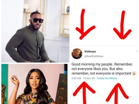 Could This Be The Reason Why Kiddwaya Doesn't Want To Pursue Things With Erica? See What He Said