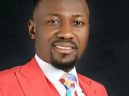 Check The Prophetic Words Apostle Johnson Suleman Released For The Month Of April