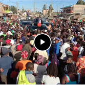 Dp Ruto Forced to Cut Short Speech After Crowd Turned Hostile [Video]
