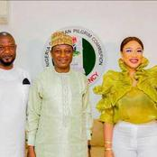 NCPC Denies Appointing Tonto Dikeh As Peace Ambassador with Press Release, Tonto Dikeh Reacts