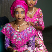 Fashionable Hausa Ankara  Styles You Must Try