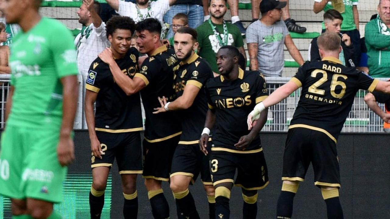 Paris (AFP). Ligue 1: Saint-Etienne coule, Lille remonte