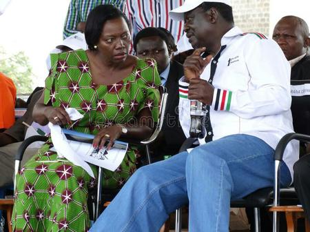 Underlying Circumstances That Enabled Raila To Become Uhuru's 'Co President'