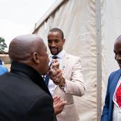 Is Sundowns Star Mabunda Now A Prophet? [See Pics] - opinion
