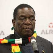 Mnangagwa Sends Strong Message To Zimbabweans Who Don't Want COVID-19 Vaccine