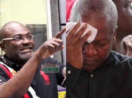 You are not being treated fairly - Disappointed Kennedy Agyapong speaks and causes stir
