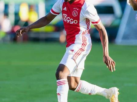 Kudus Mohammed makes his debut for Ajax in a preseason friendly