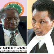 Judge David Marete Forced To Cut His Response Short By Acting CJ Mwilu When Asked About NCLR