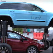 Good Bye To Traffic Jams, Hum Rider Jeep Solves It All