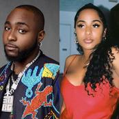 See Photos Of The Beautifully Endowed Girl Whom Davido Is Allegedly Dating