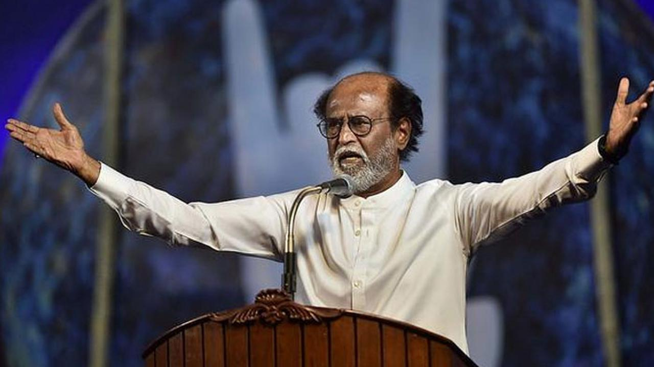 It's official Superstar Rajinikanth not to enter or launch political party!