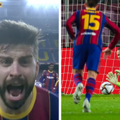 Fcb 3-0 Sev: The Penalty Save, The Red Cards, Pique's Jubilation & Other Things We Saw In The Game.