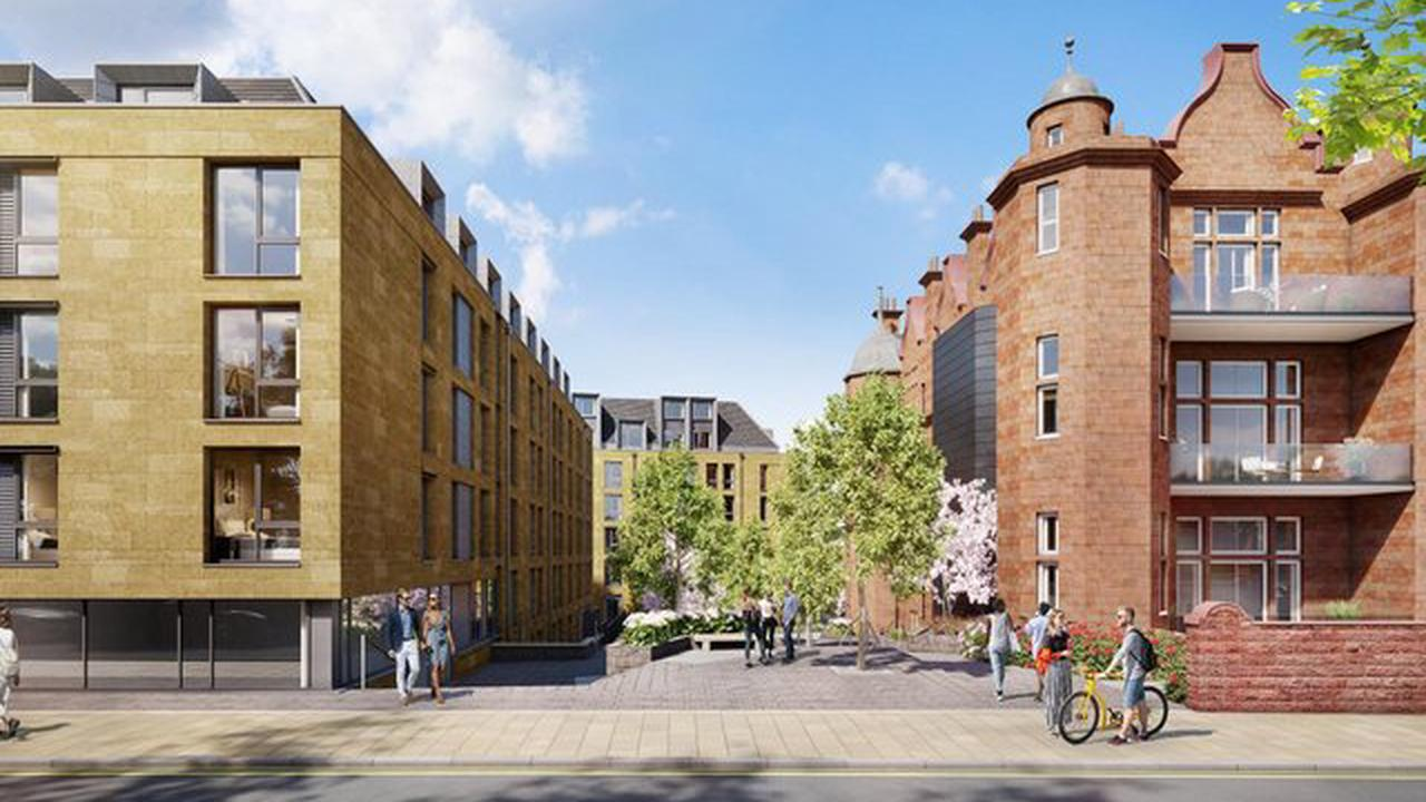 Redeveloping the site of Edinburgh's former Sick Kids hospital into student accommodation and private homes- your views online