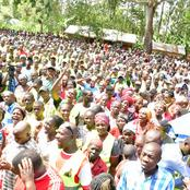 Mudavadi And Nabulindo Bring Matungu to A Standstill With Grand Entry After Win In the By-election