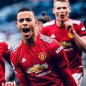 PREMIER LEAGUE: See The Team Man United Will Face Next After Today's English Premier League Win