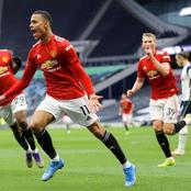 EPL: Three Things We Learnt As Manchester United Won 3-1 Against Tottenham Hotspurs