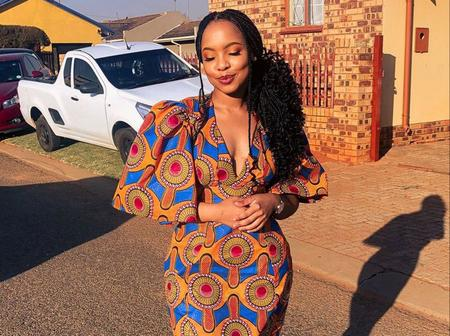 Dear Mumies, Check Out These Exceptional And Trendy Kaftan And Ankara Long Gowns
