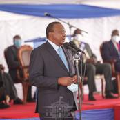 """Tumechoka!"" Angry Kenyans Gang Up Against President Uhuru After His Message"